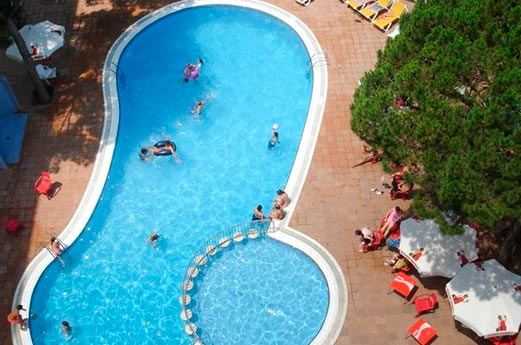 Appartementen Almonsa Beach zwembad
