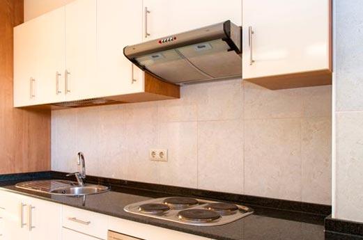Appartementen Azahar keuken