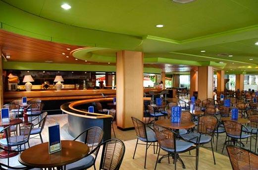 Hotel Belverde restaurant