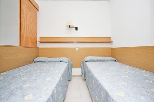 Salou Pacific slaapkamer