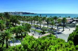 Stranden Salou